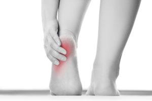 Plantar fasciopathy – a pain in the foot.